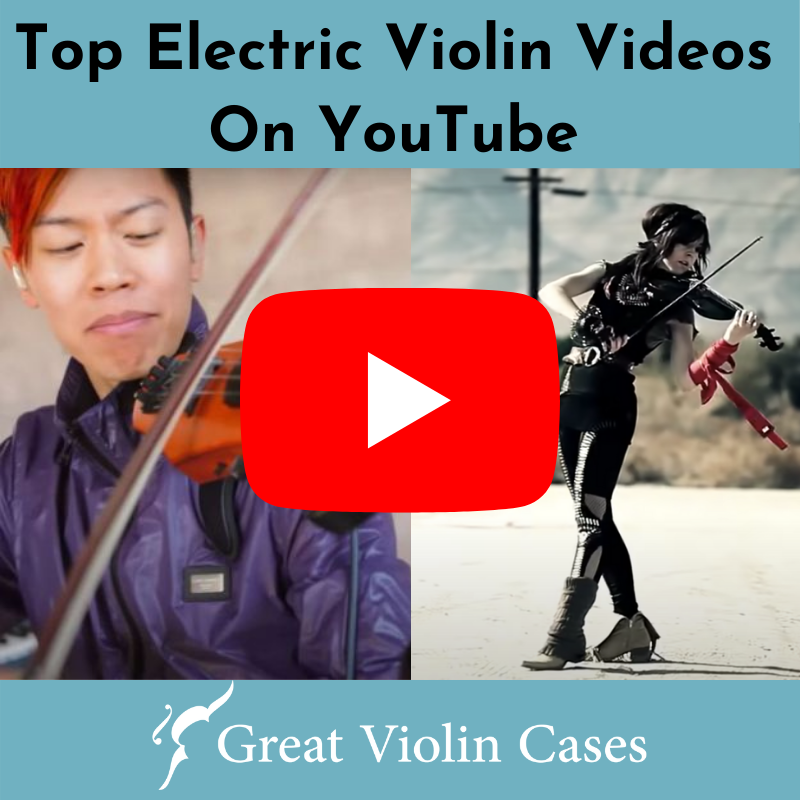 Top Electric Violin Videos On YouTube