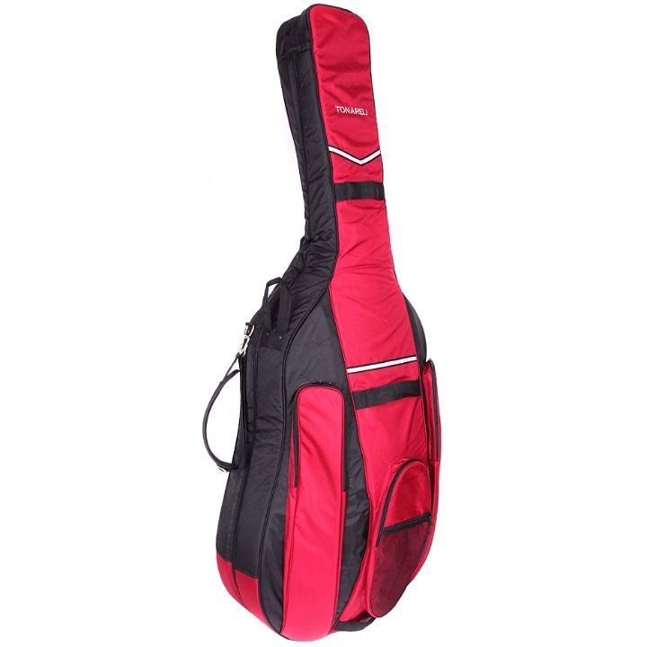 Tonareli Double Bass Gig Bag Red