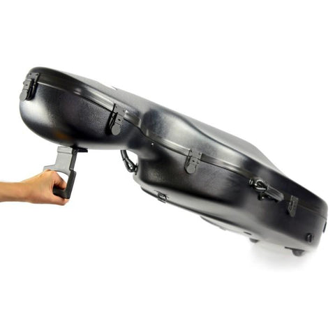 Bam Classic Cello Case With Wheels Black