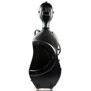 Bam Black Classic Cello Case With Wheels