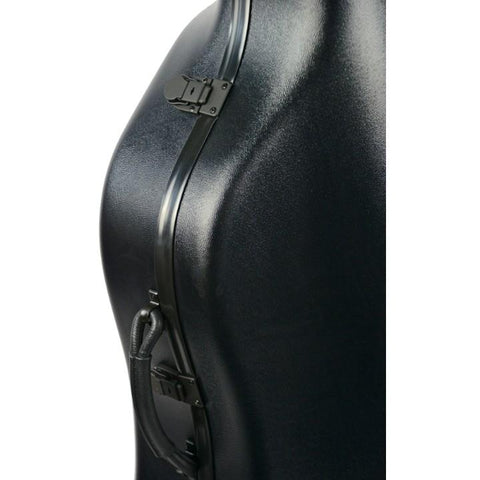black bam cello case