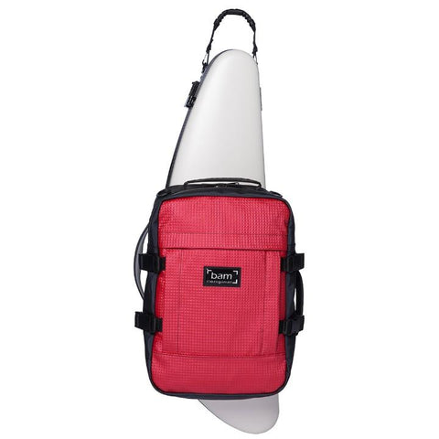 Image of Bam A+ Backpack Red