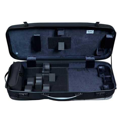 Bam Hightech Adjustable Bassoon Case Black Carbon