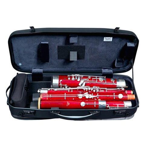 Bam Hightech Adjustable Bassoon Case Tweed