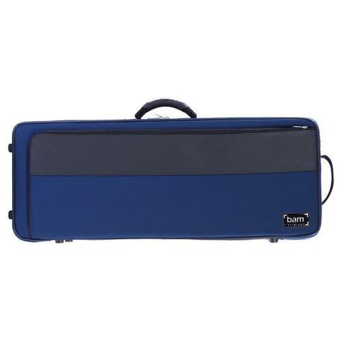 Image of Blue oblong Viola Case
