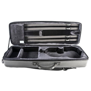 Bam Artisto Oblong Violin Case Black