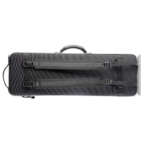 Image of bam artisto violin case black