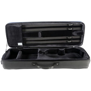 Bam Artisto Oblong Violin Case Blue