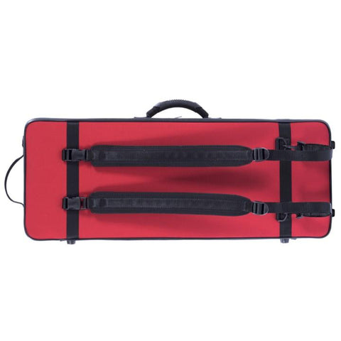 Image of Red oblong Viola Case