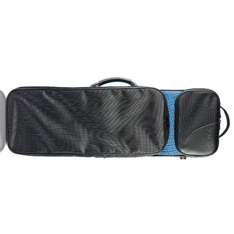 3/4 and 1/2 Size Violin Case Blue