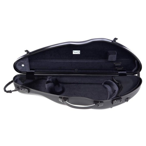 Image of halfmoon violin case