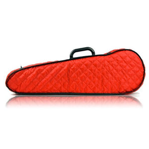 Bam Contoured Violin Case Hoody Red