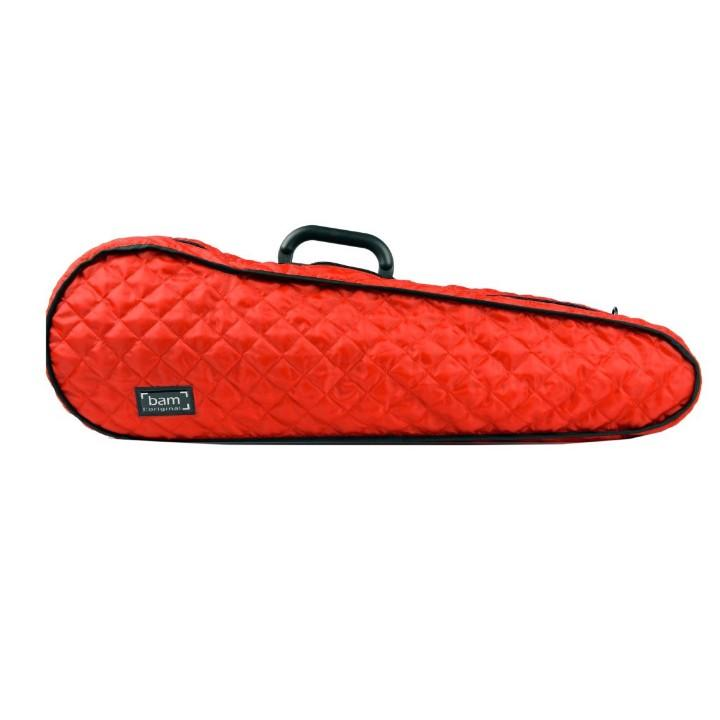 red bam violin case cover