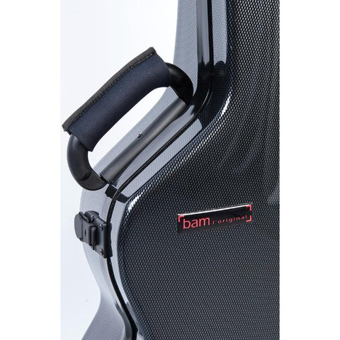 Image of HIGHTECH 000 Black Carbon Guitar Case