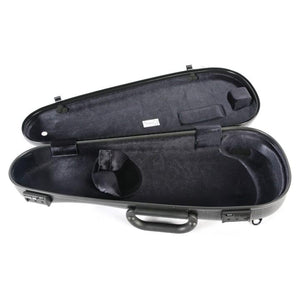 Bam Hightech Cabin Violin Case Black Lazure