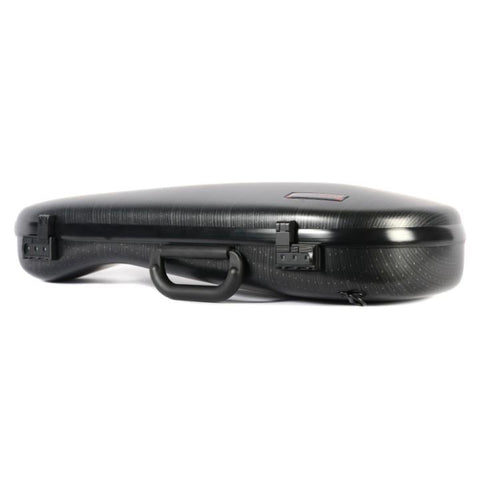 Image of Bam Hightech Cabin Violin Case Black Lazure