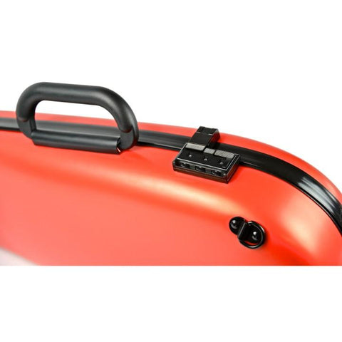 Image of Bam Hightech Cabin Violin Case Orange
