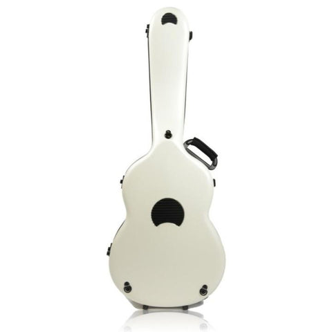 Hightech Classical White Guitar Case