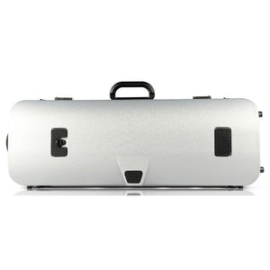 Bam Hightech Compact Viola Case Metallic Silver