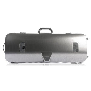 Bam Hightech Viola Case Silver Carbon