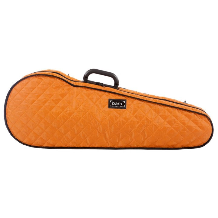 Bam Hightech Contoured Orange Viola Case Hoody Front