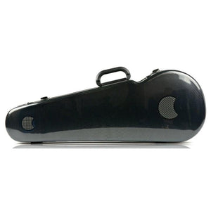 Bam Hightech Contoured Viola Case Carbon Black