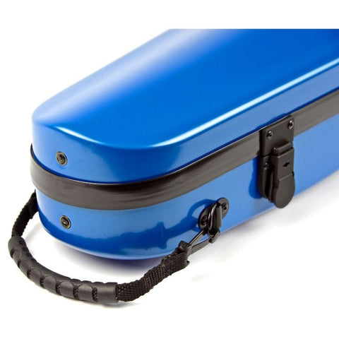 Image of bam blue violin case