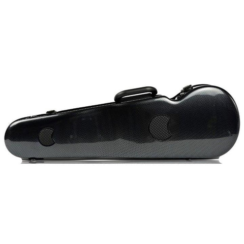 Image of bam black hightech violin case
