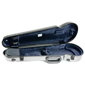 Bam Hightech Contoured Violin case Tweed