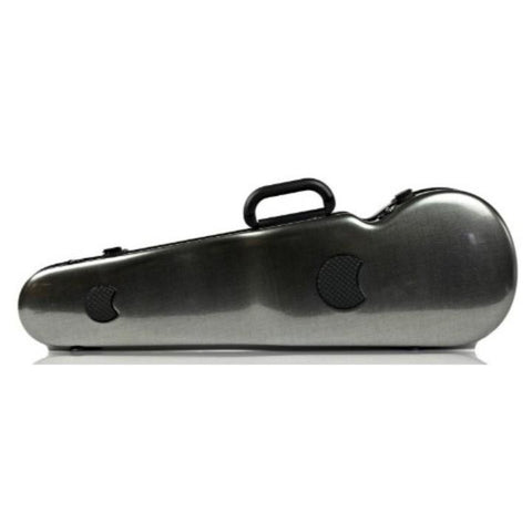 Image of contoured hightech violin case
