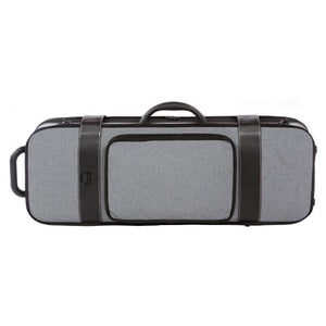 Bam Hightech Oblong Viola Case Grey Flannel