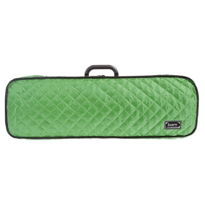 Bam Hightech Oblong Green Viola Case Hoody Front