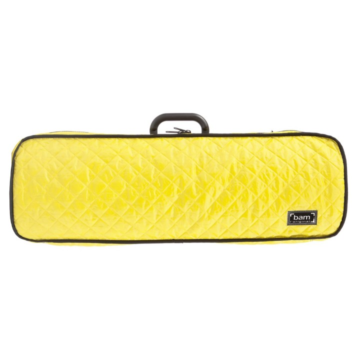 Yellow Bam Hightech Oblong Viola Case Hoody Front