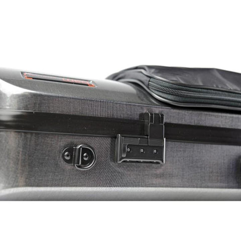 Bam Hightech Compact Viola Case Tweed