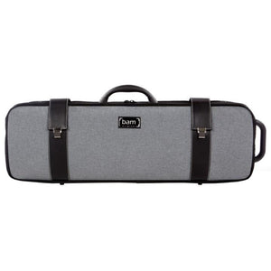 Gray Bam Hightech Violin Case