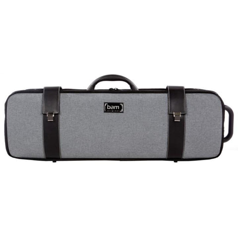 Image of Gray Bam Hightech Violin Case
