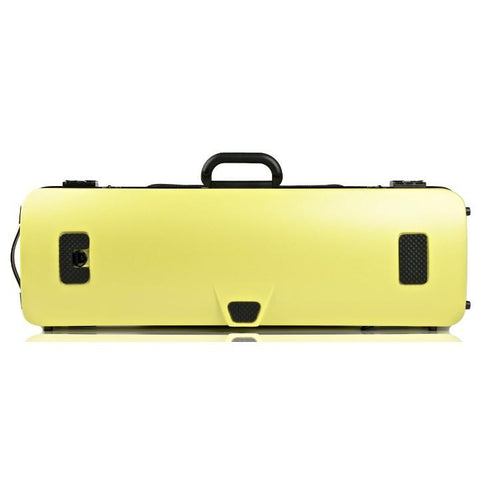 bam yellow hightech violin case with pocket