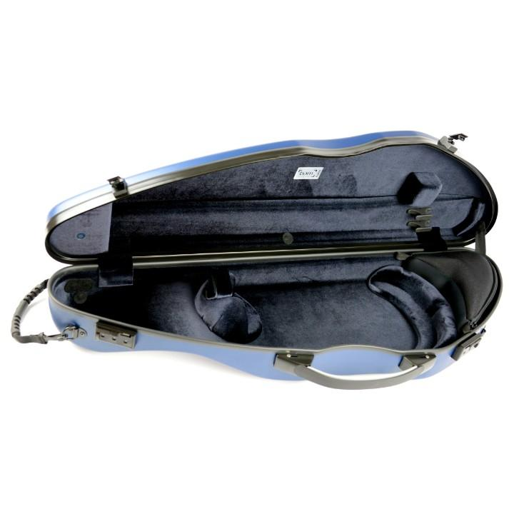 blue bam slim violin case