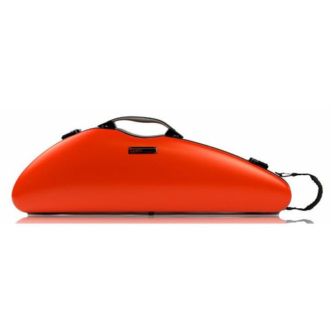 Image of bam hightech violin case orange