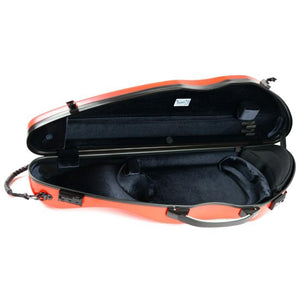Bam Hightech Slim Violin Case Orange