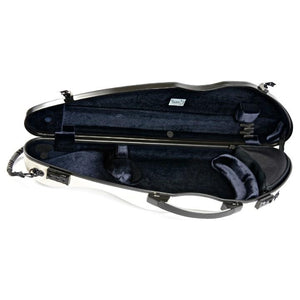Bam Hightech Slim Violin Case White