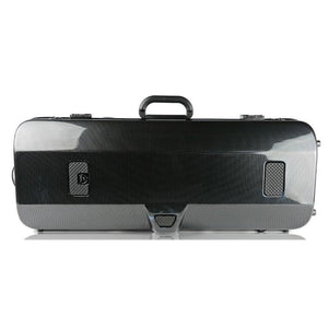 Bam Hightech Viola Case with Pocket Black Carbon