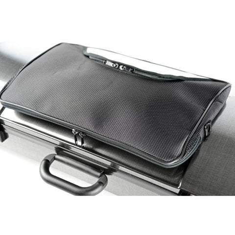 Image of metallic viola case