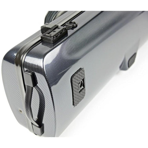 Image of bam hightech violin case with pocket