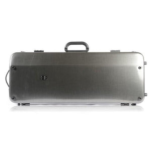 Bam Hightech Double Violin Case Tweed