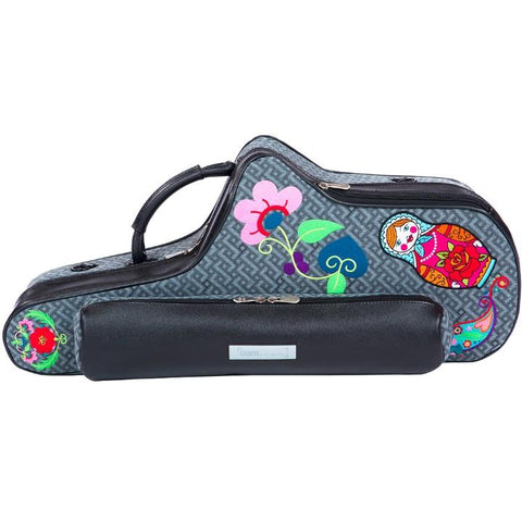 Image of Grey Bam KATYUSHKA Alto Sax case