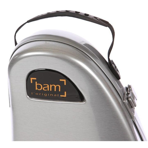 Bam Hightech La Defense Alto Sax case with pocket