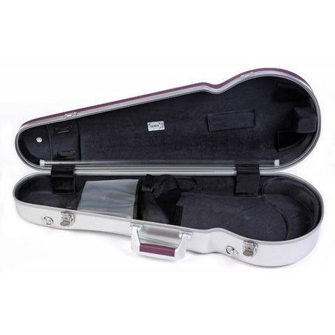 Image of purple viola case