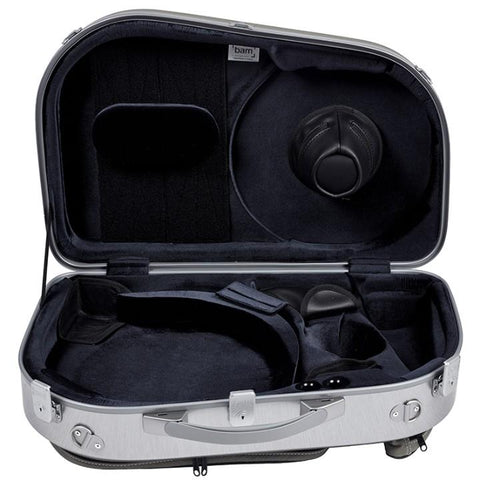 L'etoile Hightech Adjustable Grey French Horn Case