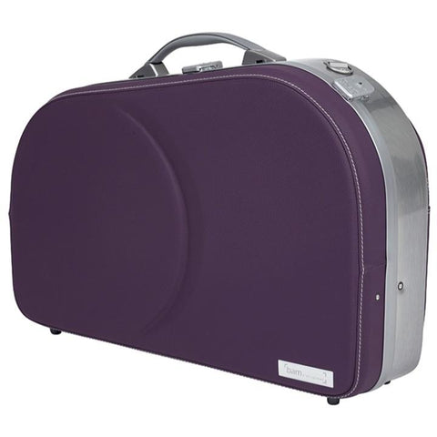 Image of L'etoile Hightech Adjustable Violet French Horn Case